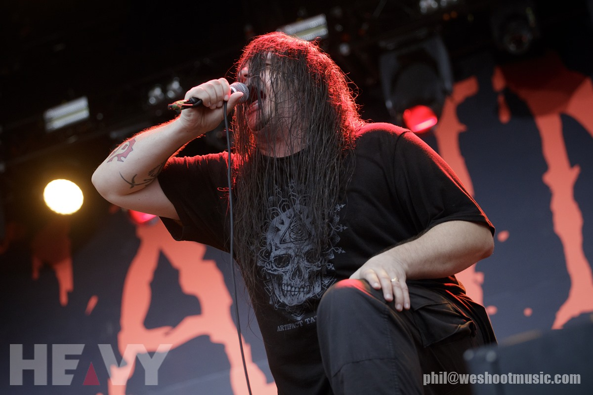 CANNIBAL CORPSE - 17 - BLOODSTOCK 2018