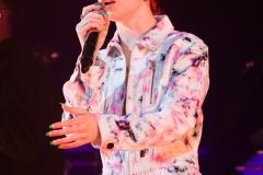 Jess Glynne at Haydock 2019