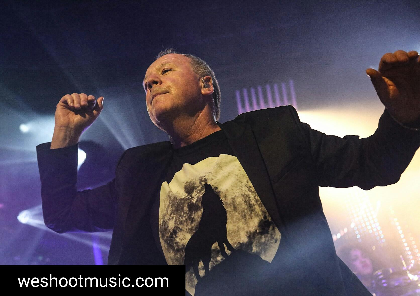 Simple Minds at the Roundhouse 2018