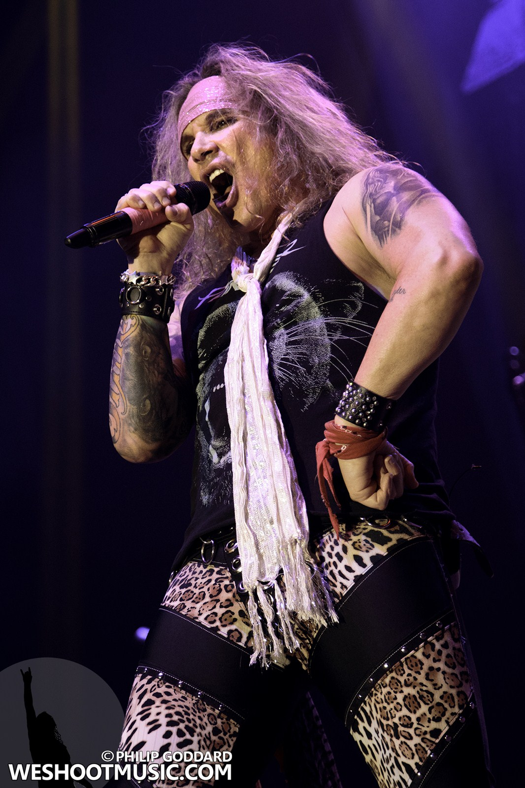 STEEL PANTHER - 11 - MANCHESTER ARENA