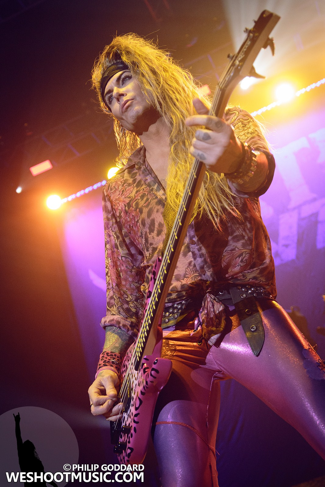 STEEL PANTHER - 14 - MANCHESTER ARENA