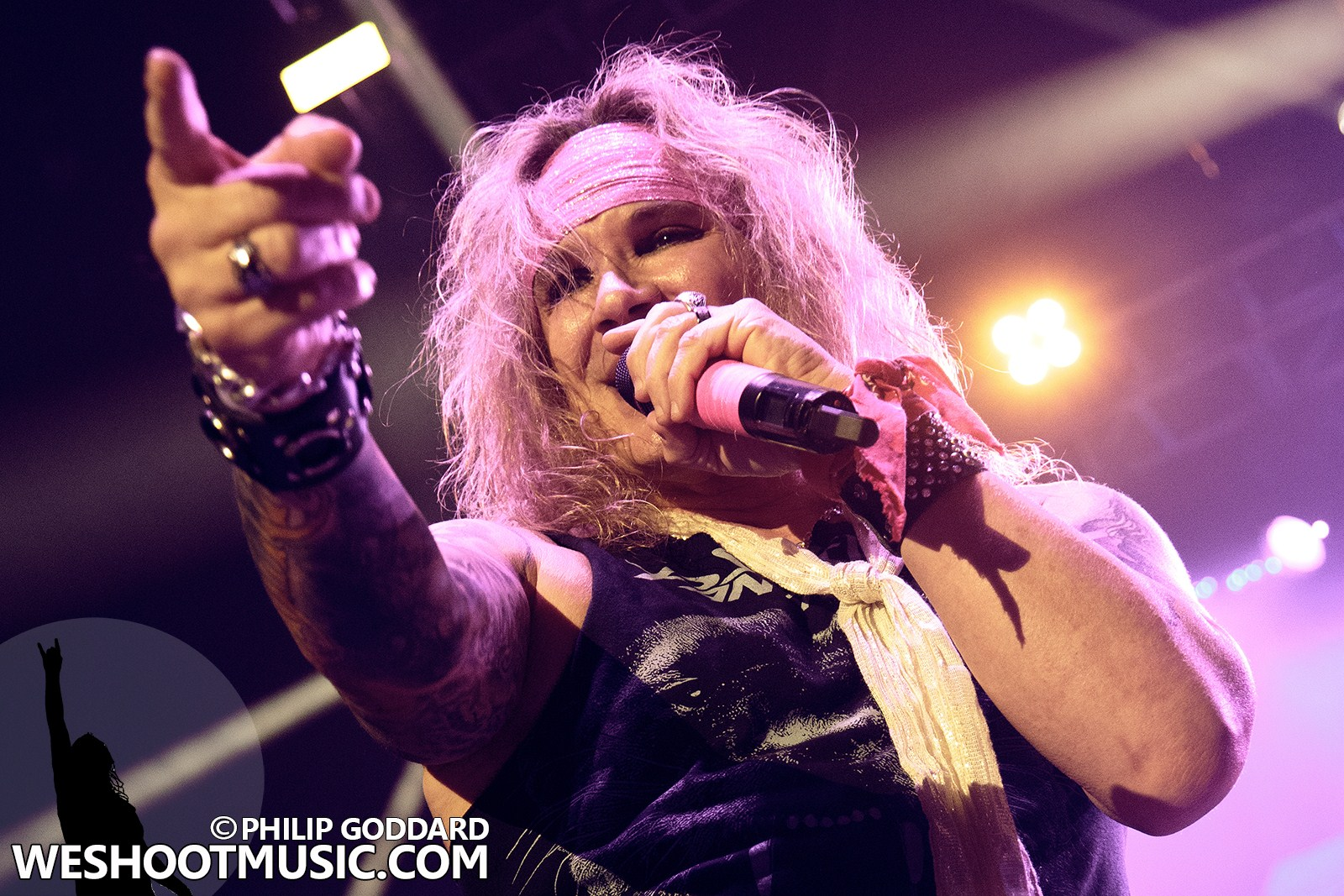 STEEL PANTHER - 17 - MANCHESTER ARENA