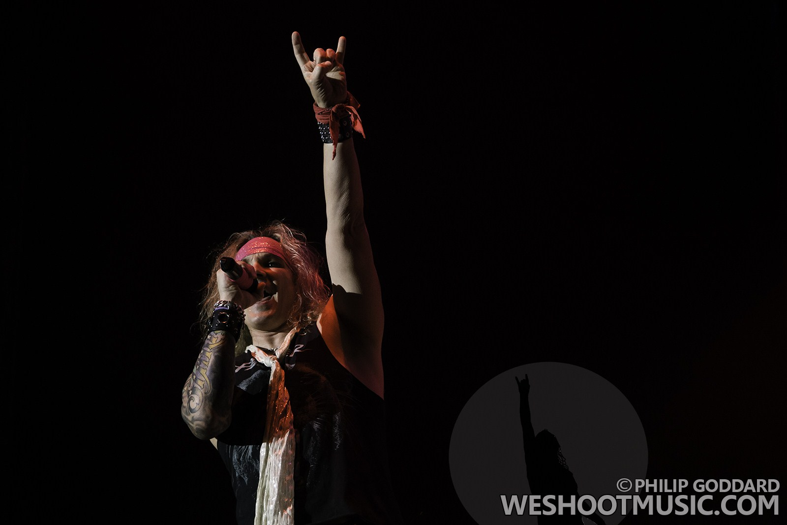 STEEL PANTHER - 2 - MANCHESTER ARENA