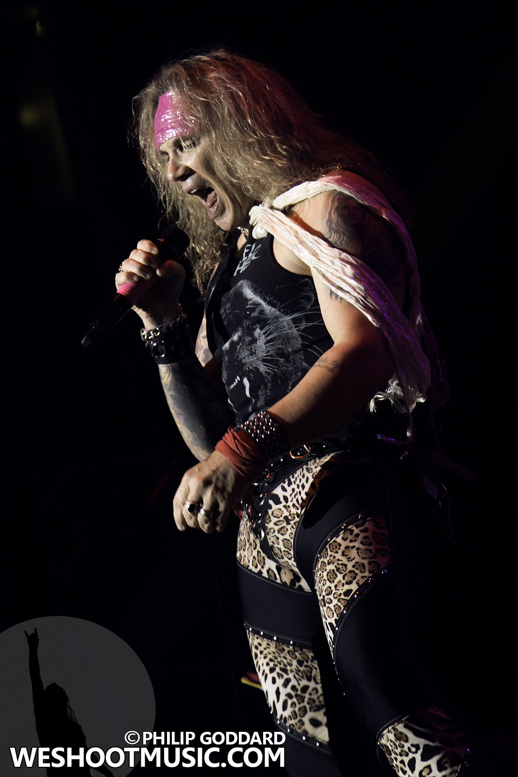 STEEL PANTHER - 6 - MANCHESTER ARENA
