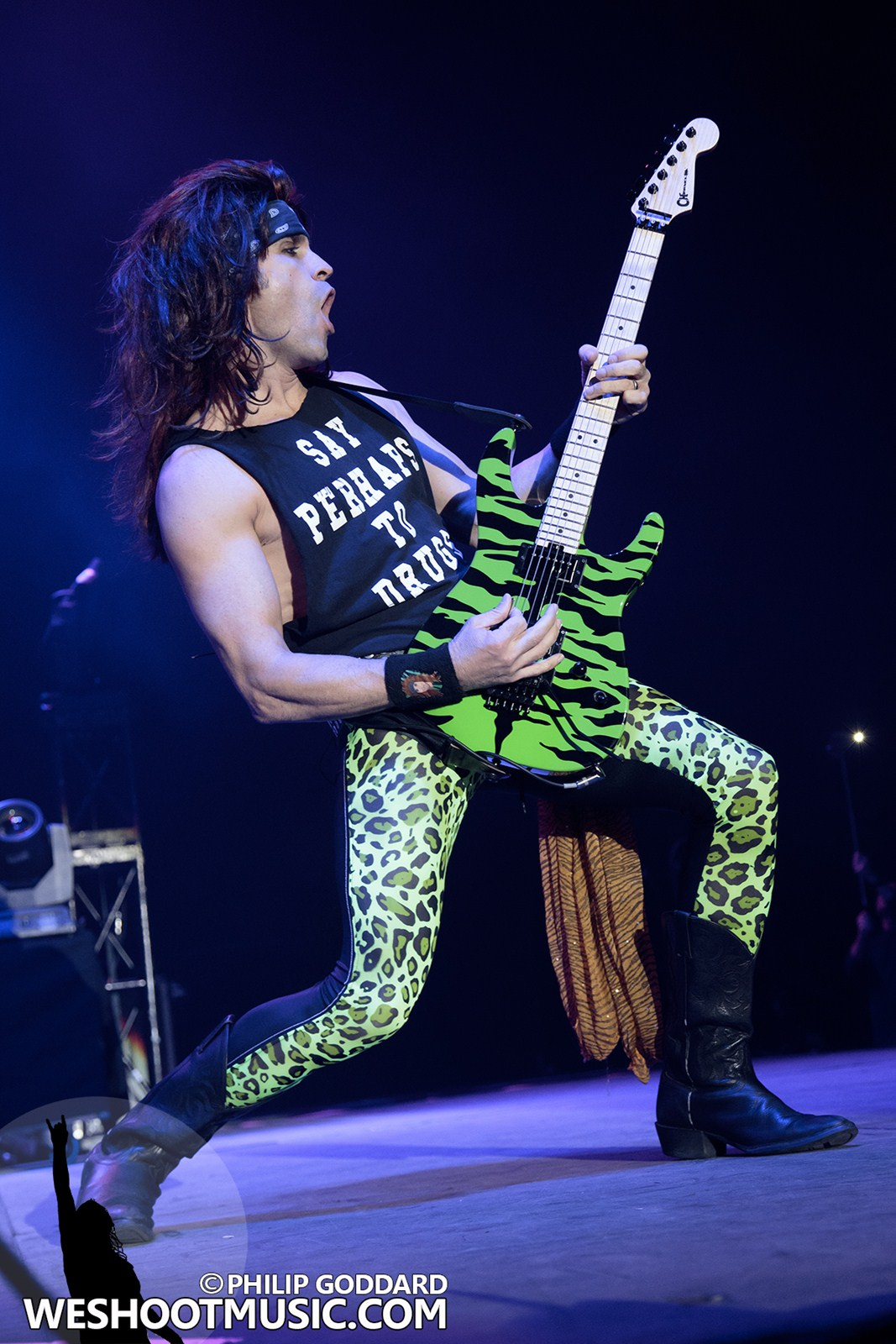 STEEL PANTHER - 8 - MANCHESTER ARENA