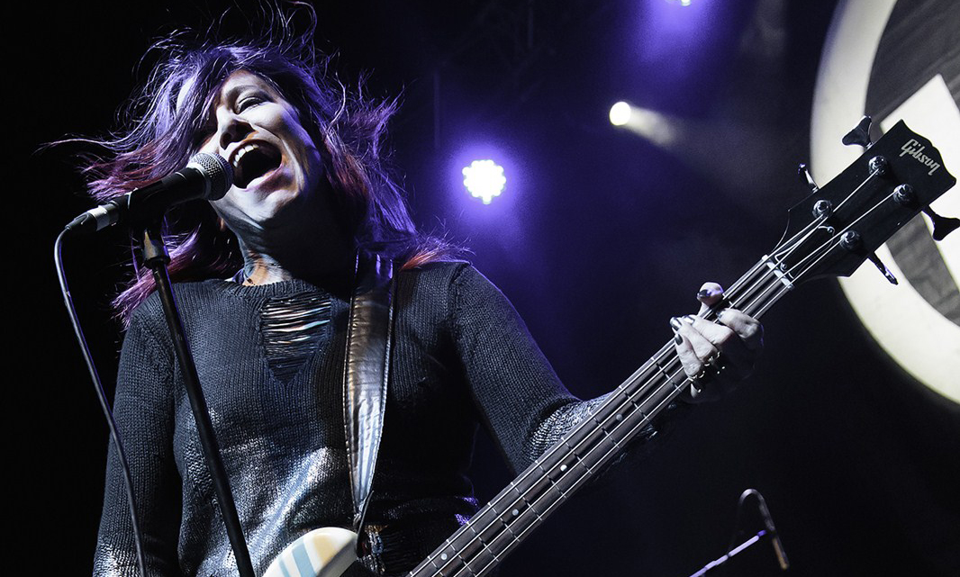 L7 at Manchester Ritz 2016