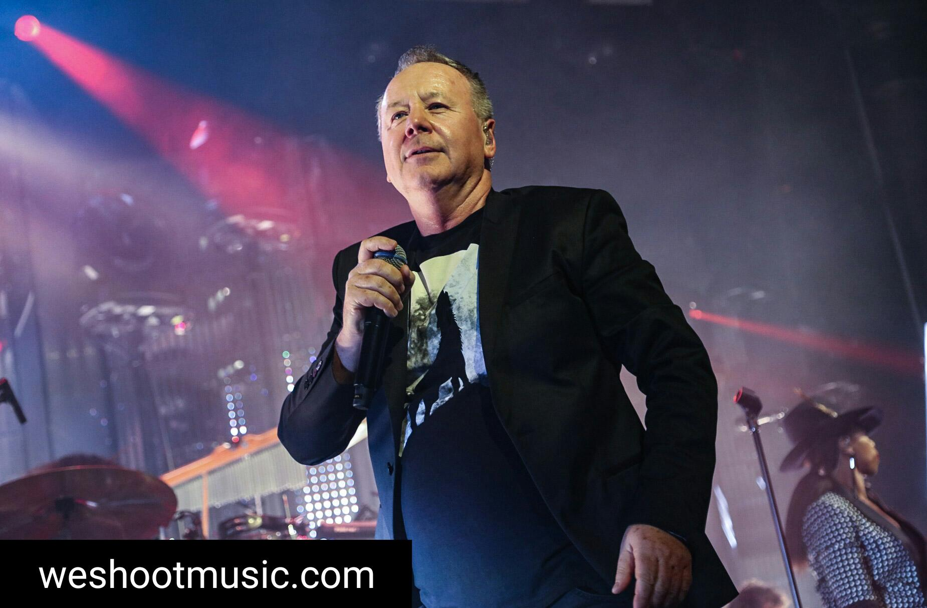 Simple Minds at the Roundhouse, London