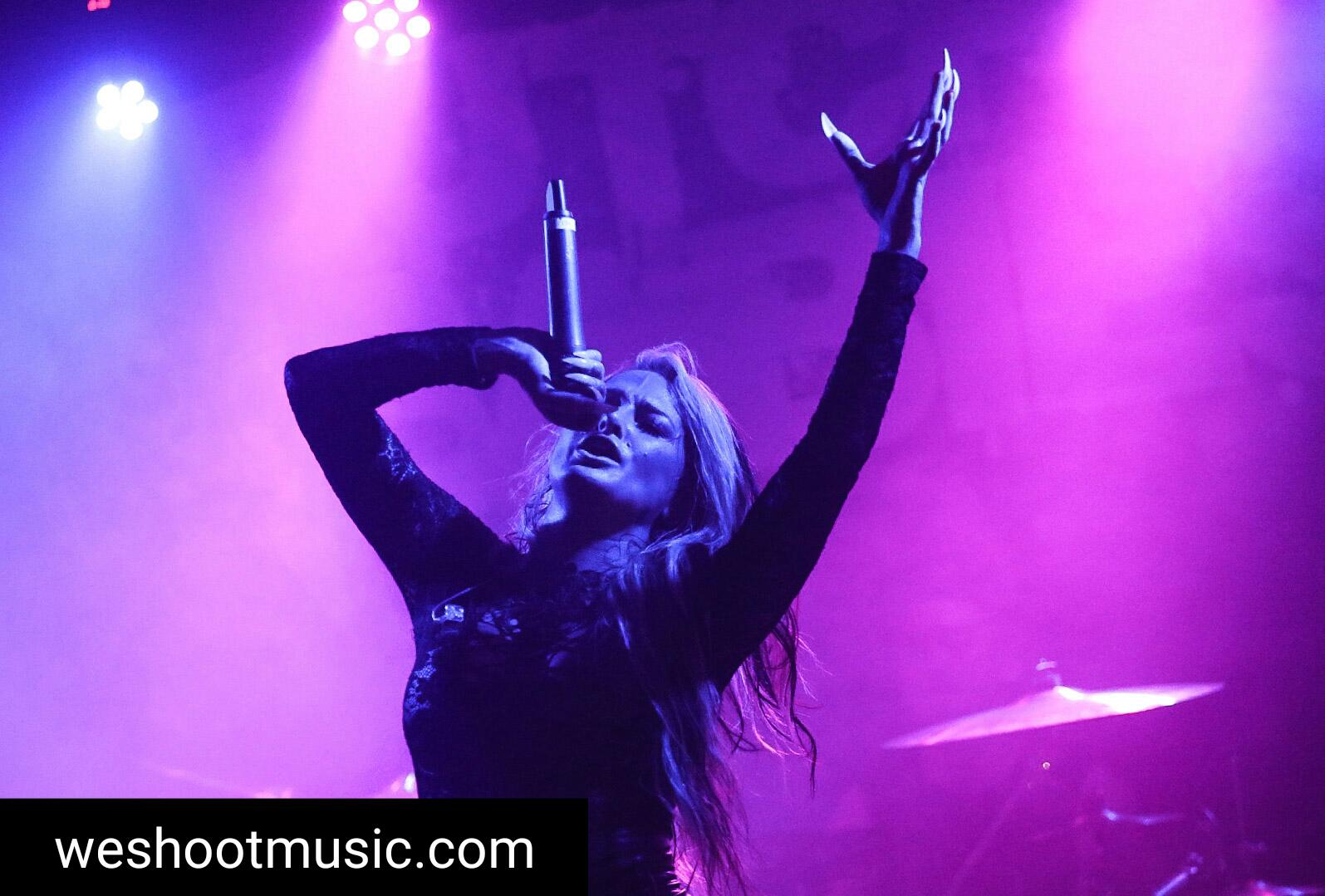 Butcher Babies at Manchester Rebellion