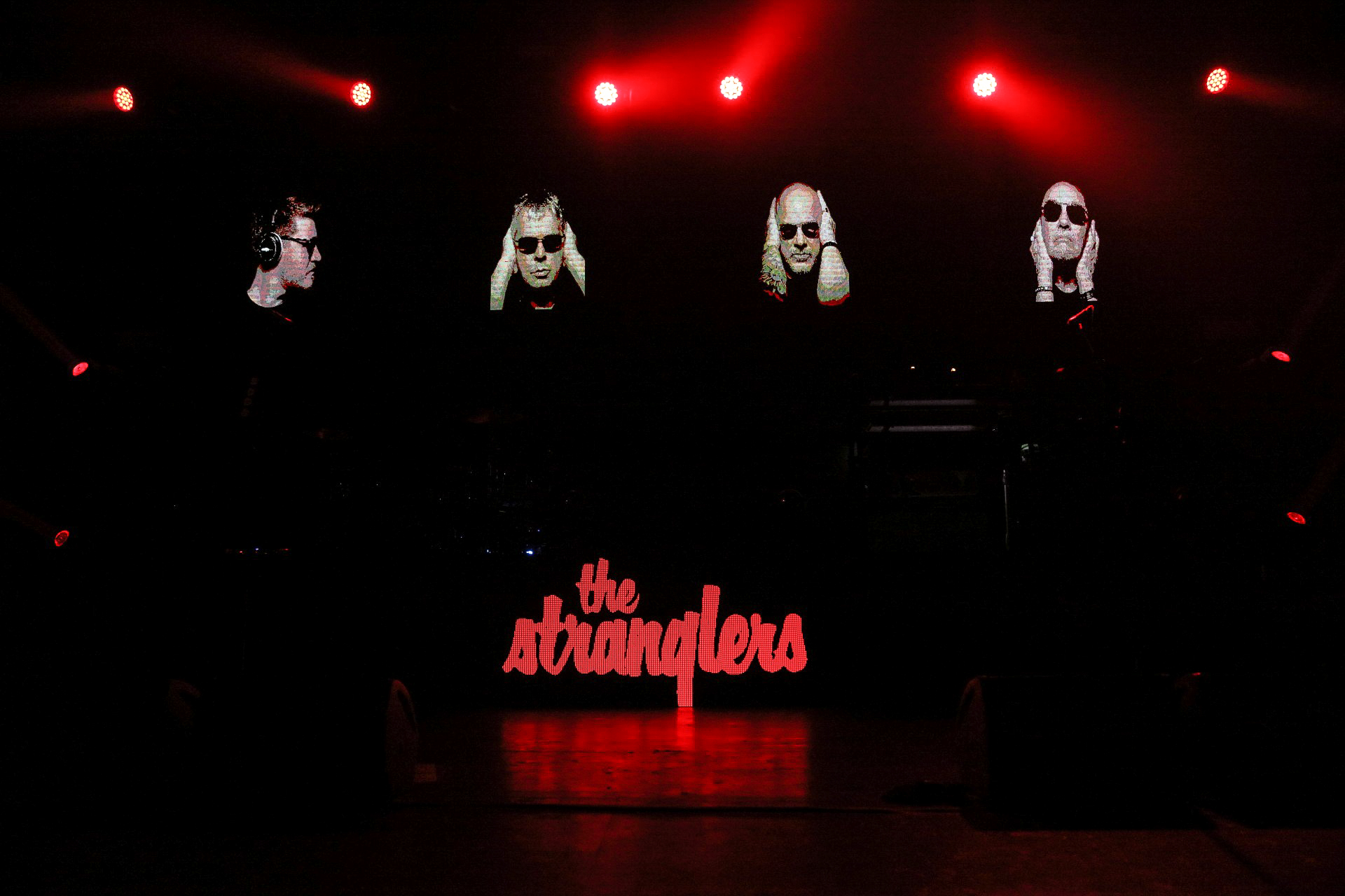 The Stranglers at Manchester Apollo