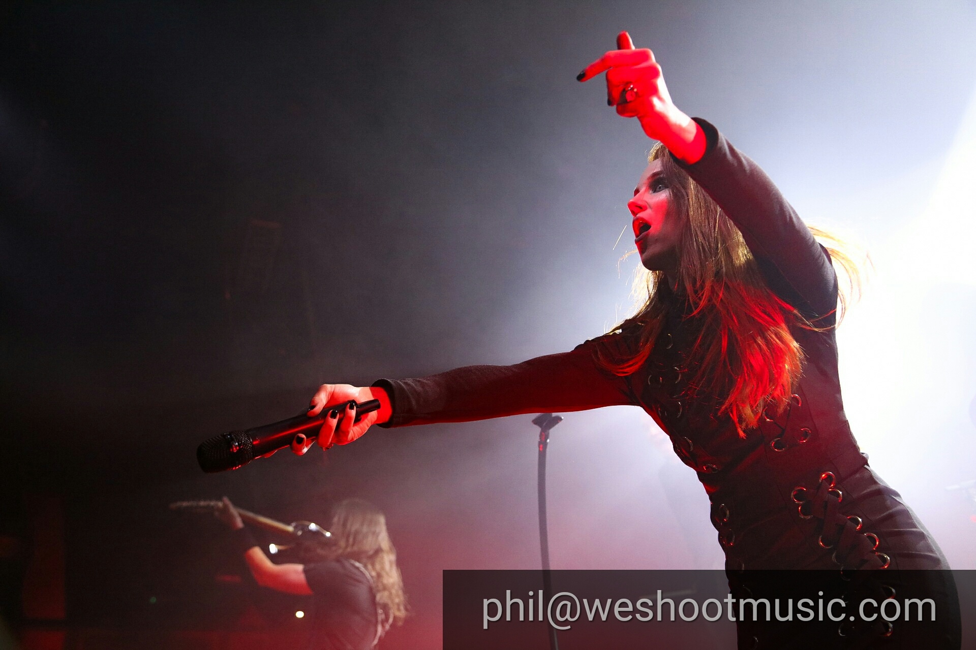 Epica at the Manchester Ritz 2018