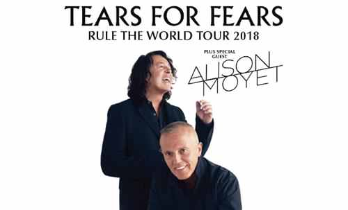 Tears For Fears Forced To Postpone UK & Ireland Arena Tour
