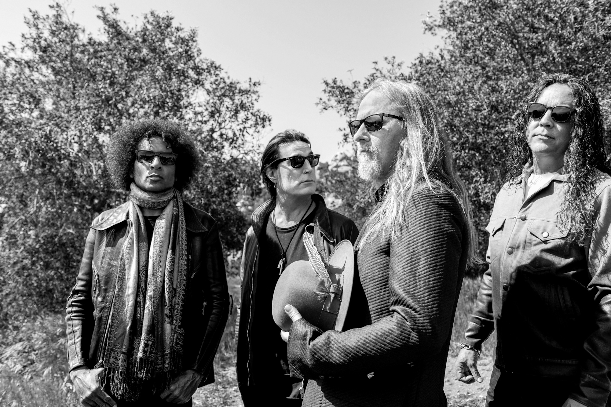ALICE IN CHAINS ANNOUNCE NEW ALBUM RAINIER FOG THEIR FIRST NEW ALBUM IN FIVE YEARS OUT AUGUST 24th