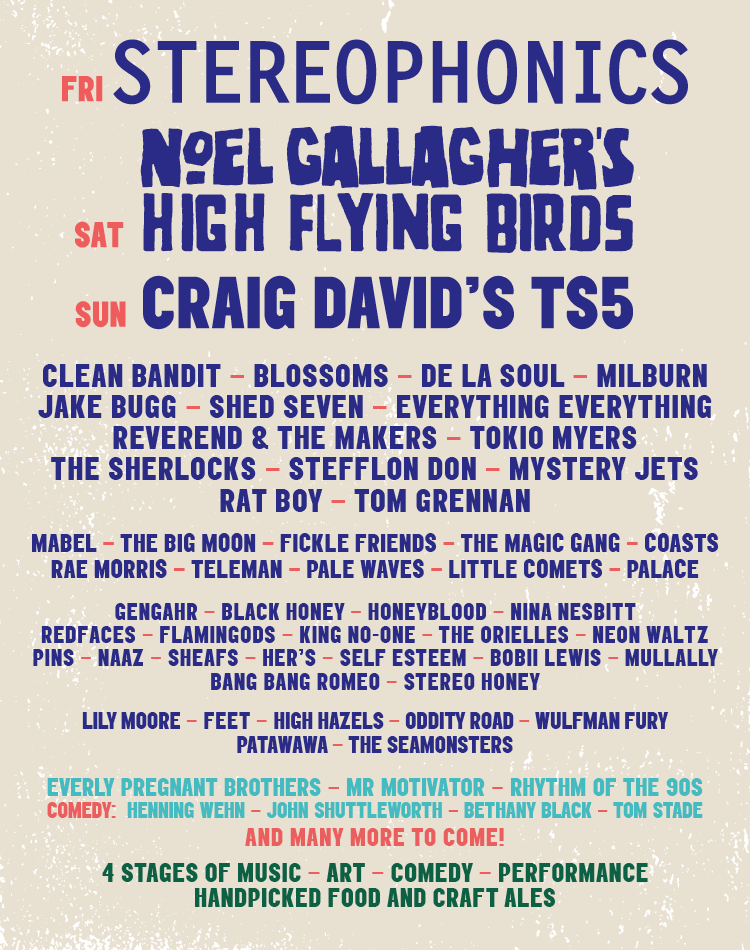 CANT WAIT TO GO HERE, TRAMLINES, SHEFFIELD