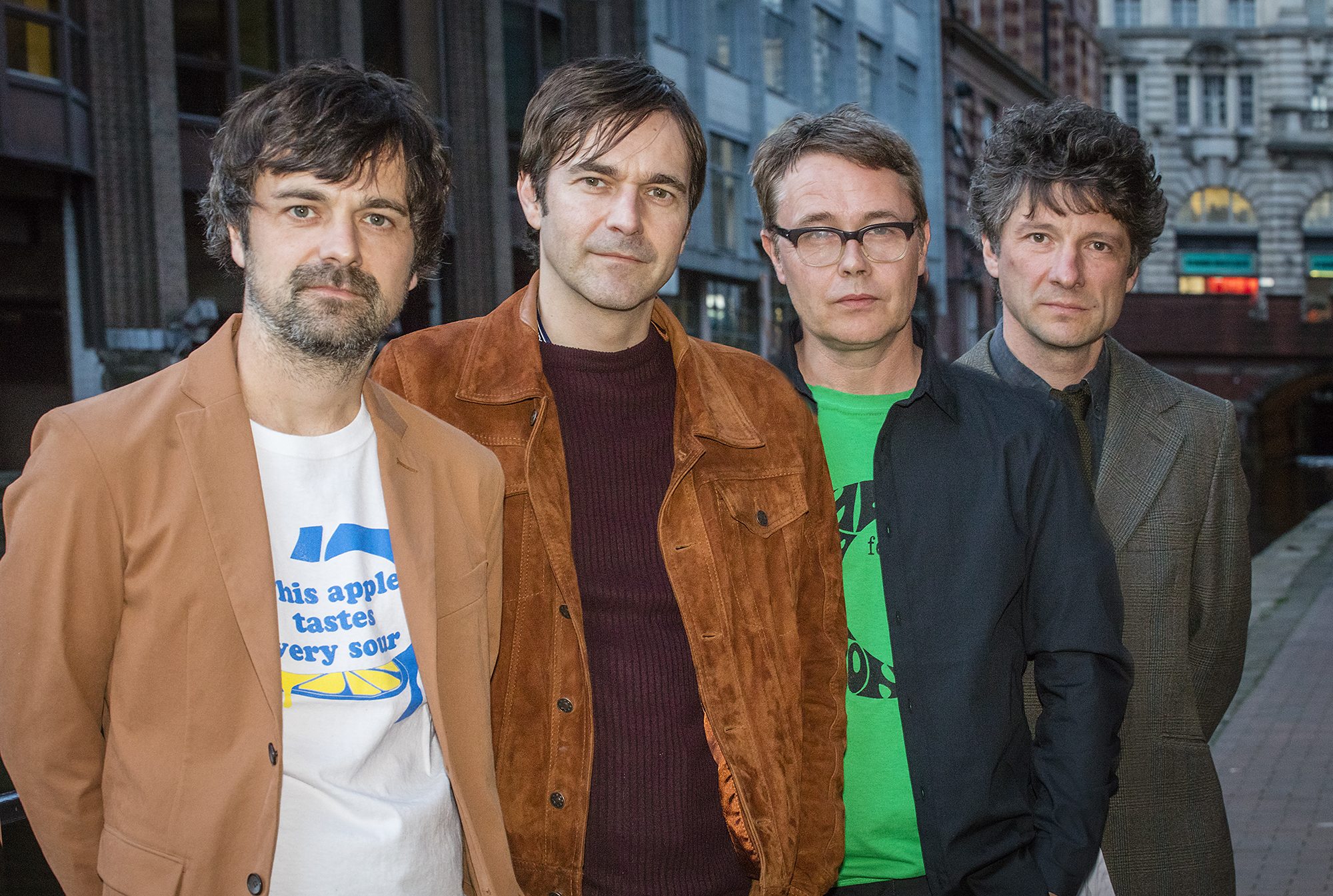 The bluetones at O2 Manchester Ritz 17th May 2018