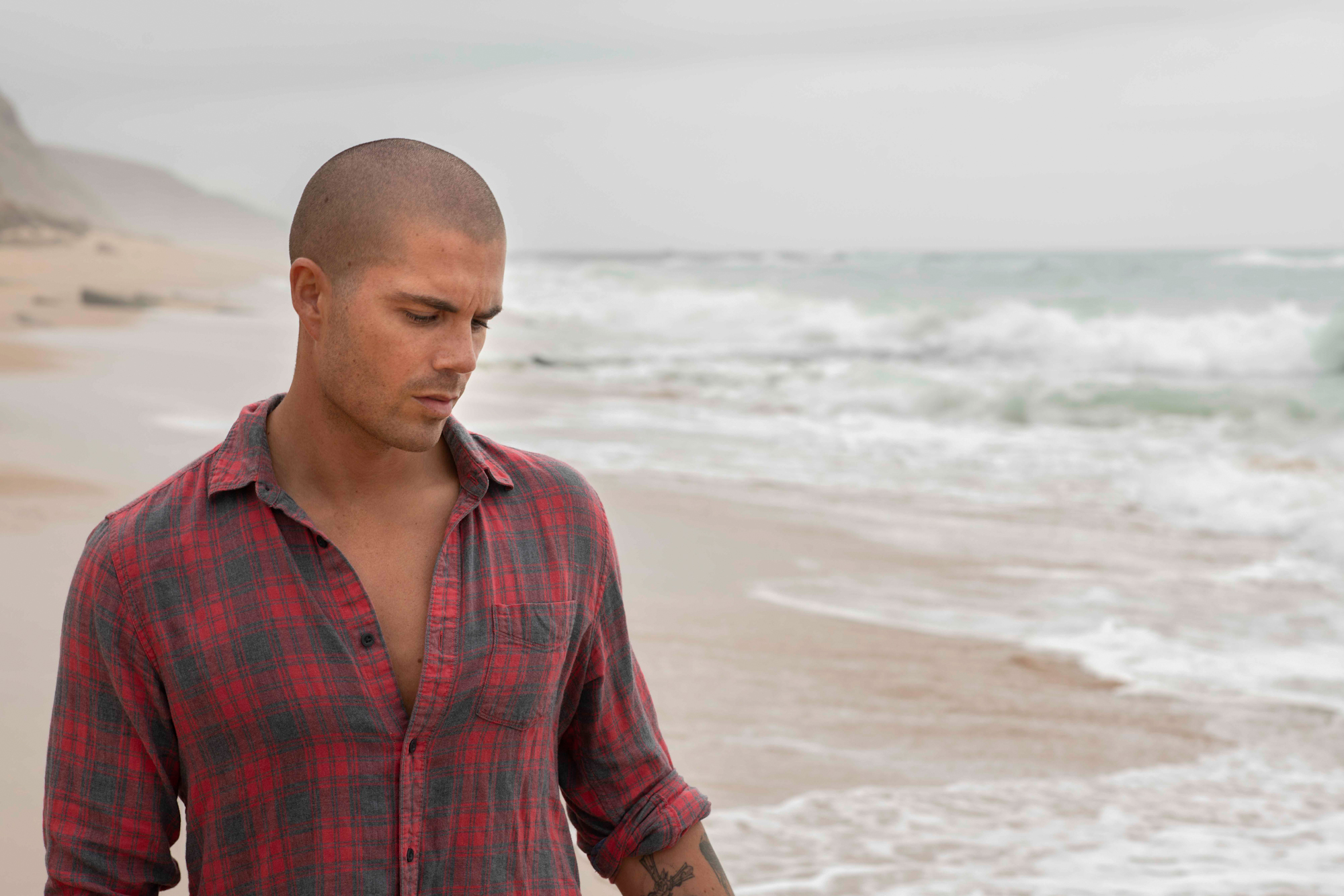 Max George Releases Debut Single!  Steve Mac Produced 'Barcelona' Out Today
