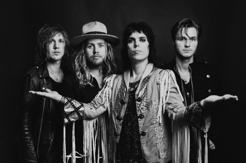 THE STRUTS RELEASE NEW TRACK  'BULLETPROOF BABY'  UK TOUR DATES ANNOUNCED
