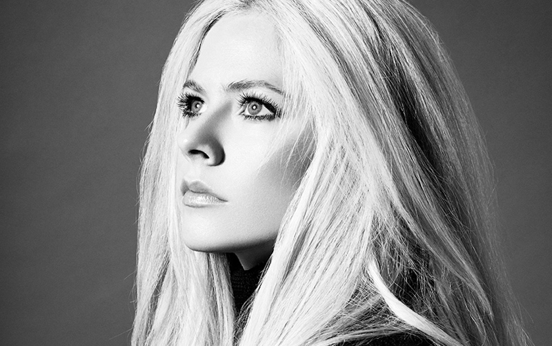 Avril Lavigne Is Back!  Releases First New Music In Five Years