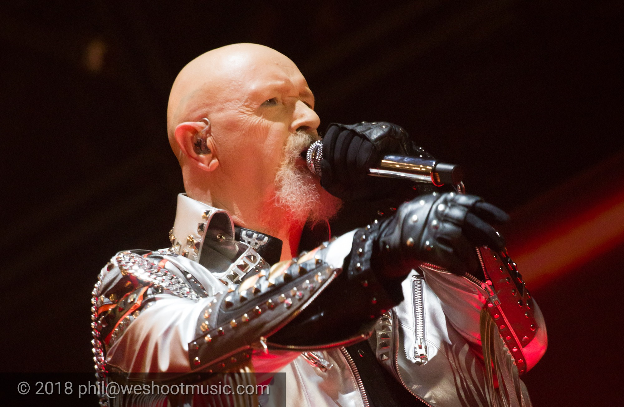 Judas Priest and Combichrist Gallery from Bloodstock 2018