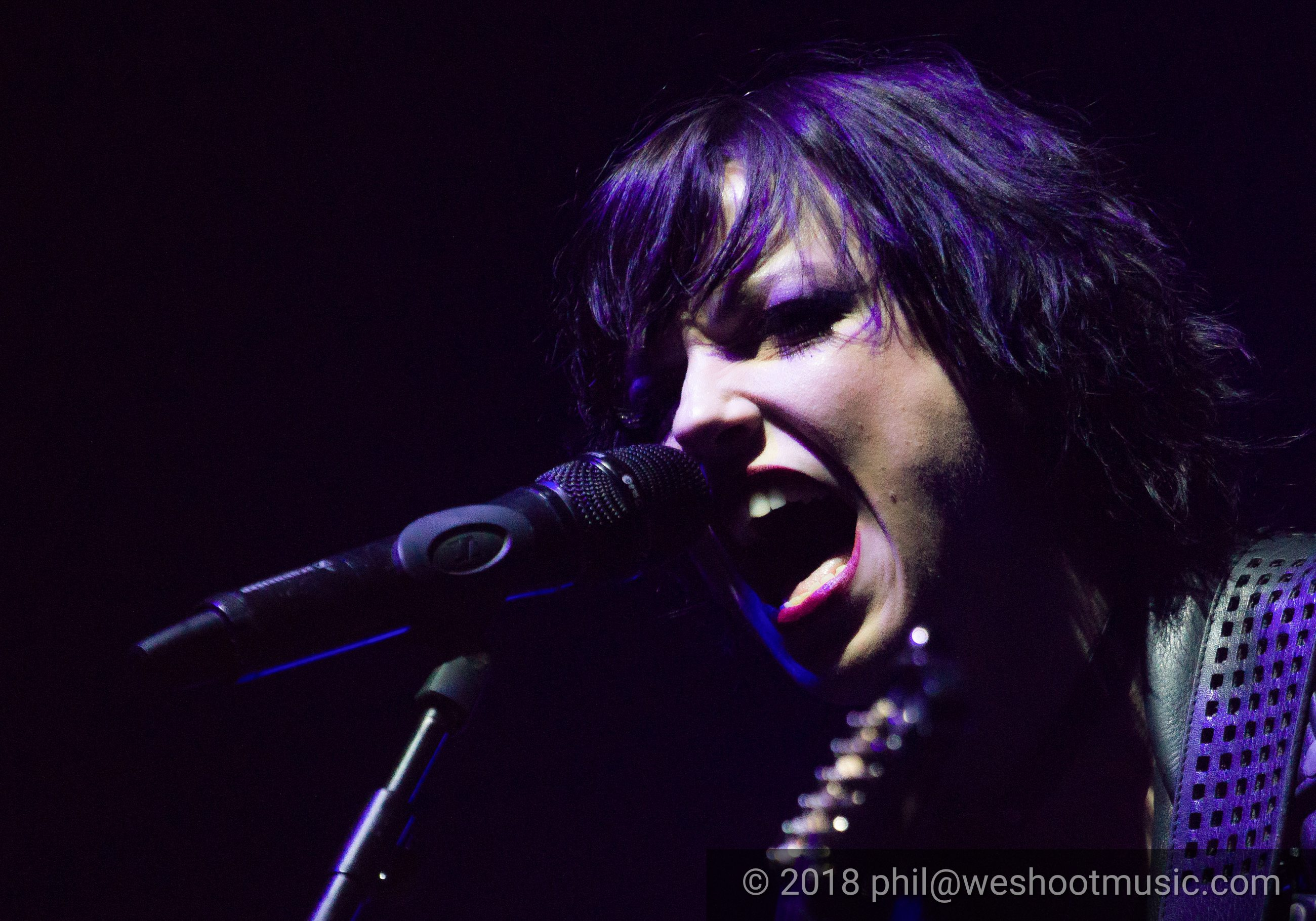 Halestorm, Avatar and Rews at the Manchester Apollo
