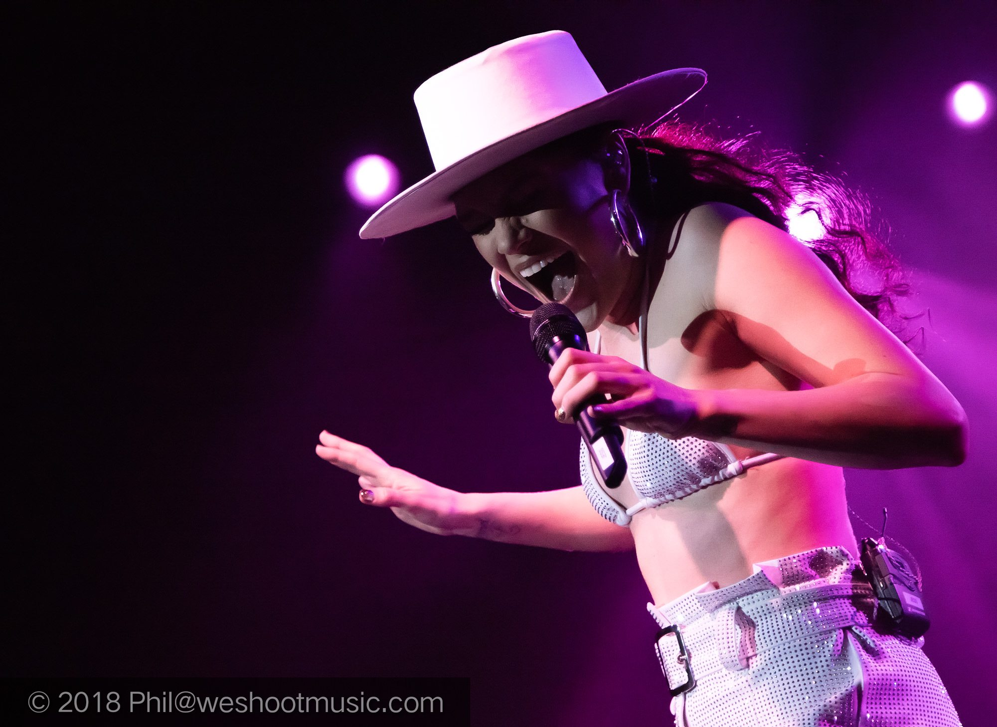 Jessie J at the Manchester Academy