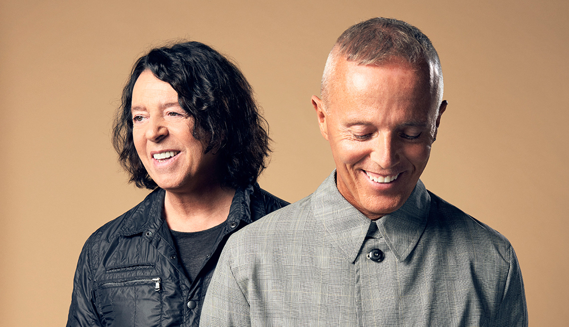 Tears for Fears announce summer dates.