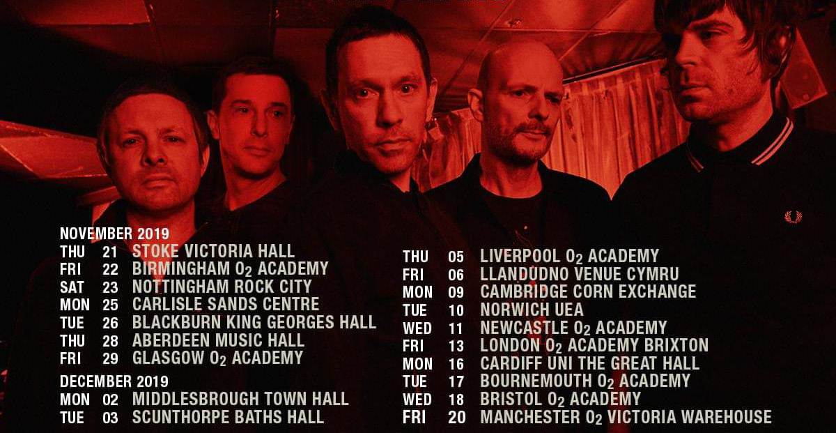 Shed Seven announce tour dates