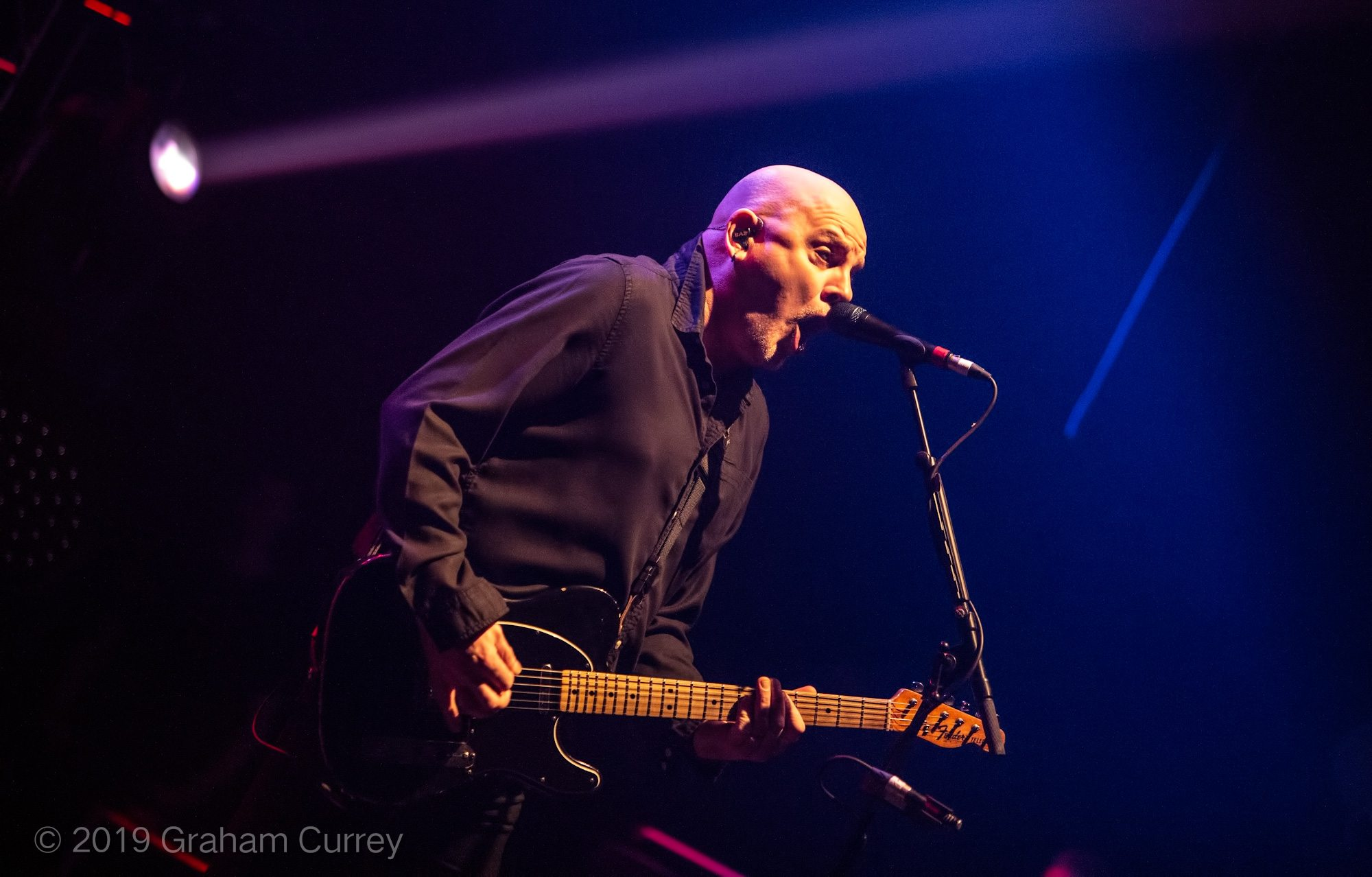 The Stranglers at the Manchester Apollo