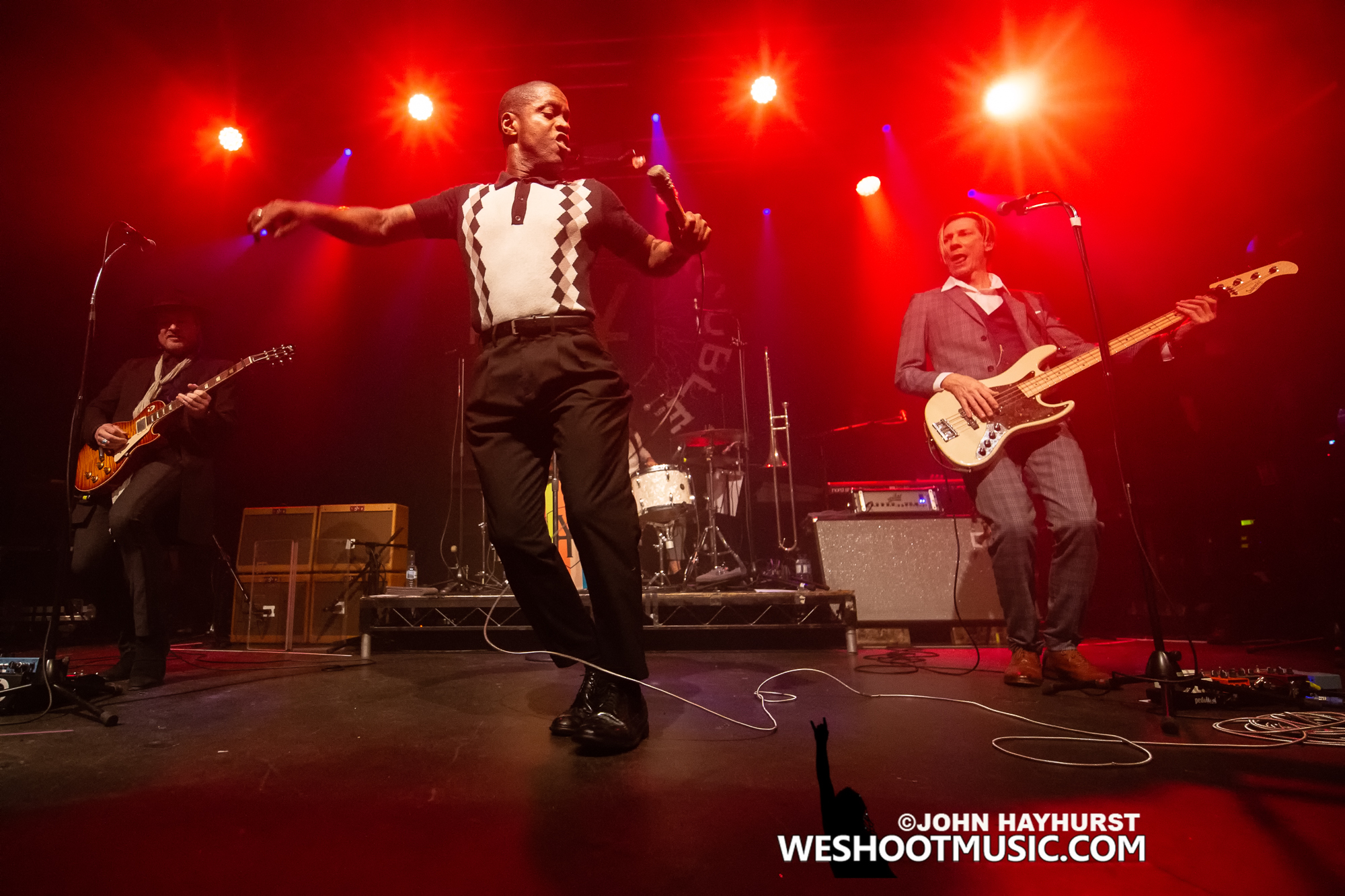 Gallery of Vintage Trouble at Manchester Academy 2