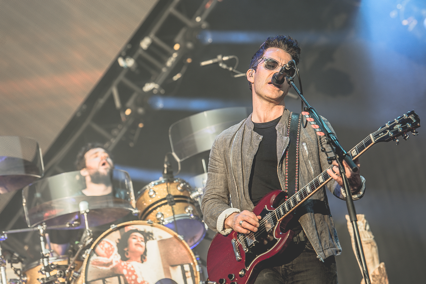 The Stereophonics at Swansea, 13th July 2019