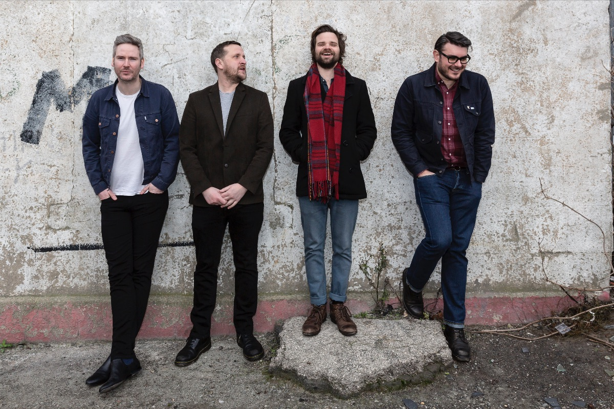 THE  FUTUREHEADS  WILL RELEASE 'GOOD NIGHT OUT' / 'LISTEN, LITTLE MAN!', THE SECOND SNGLE FROM THEIR FORTHCOMING ALBUM 'POWERS', ON 5TH JULY