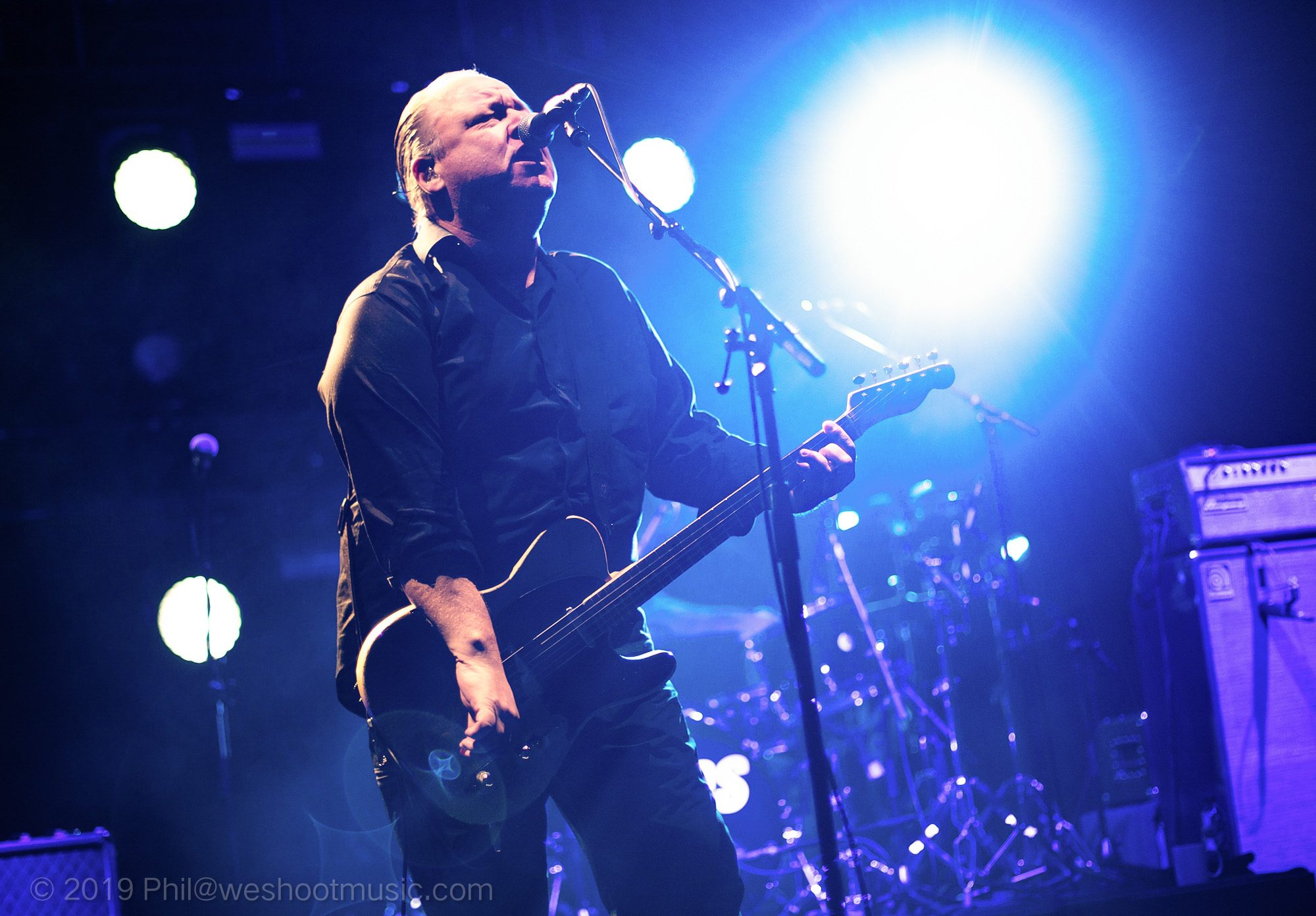 Pixies Manchester O2 Apollo 18th September 2019