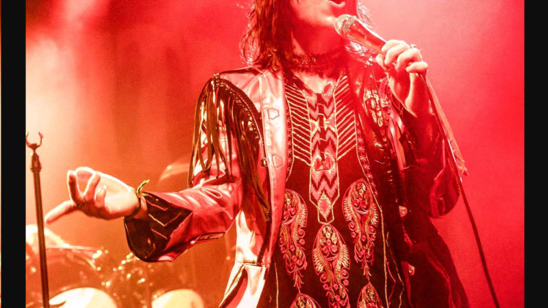 The Struts Manchester Academy October 11th 2019