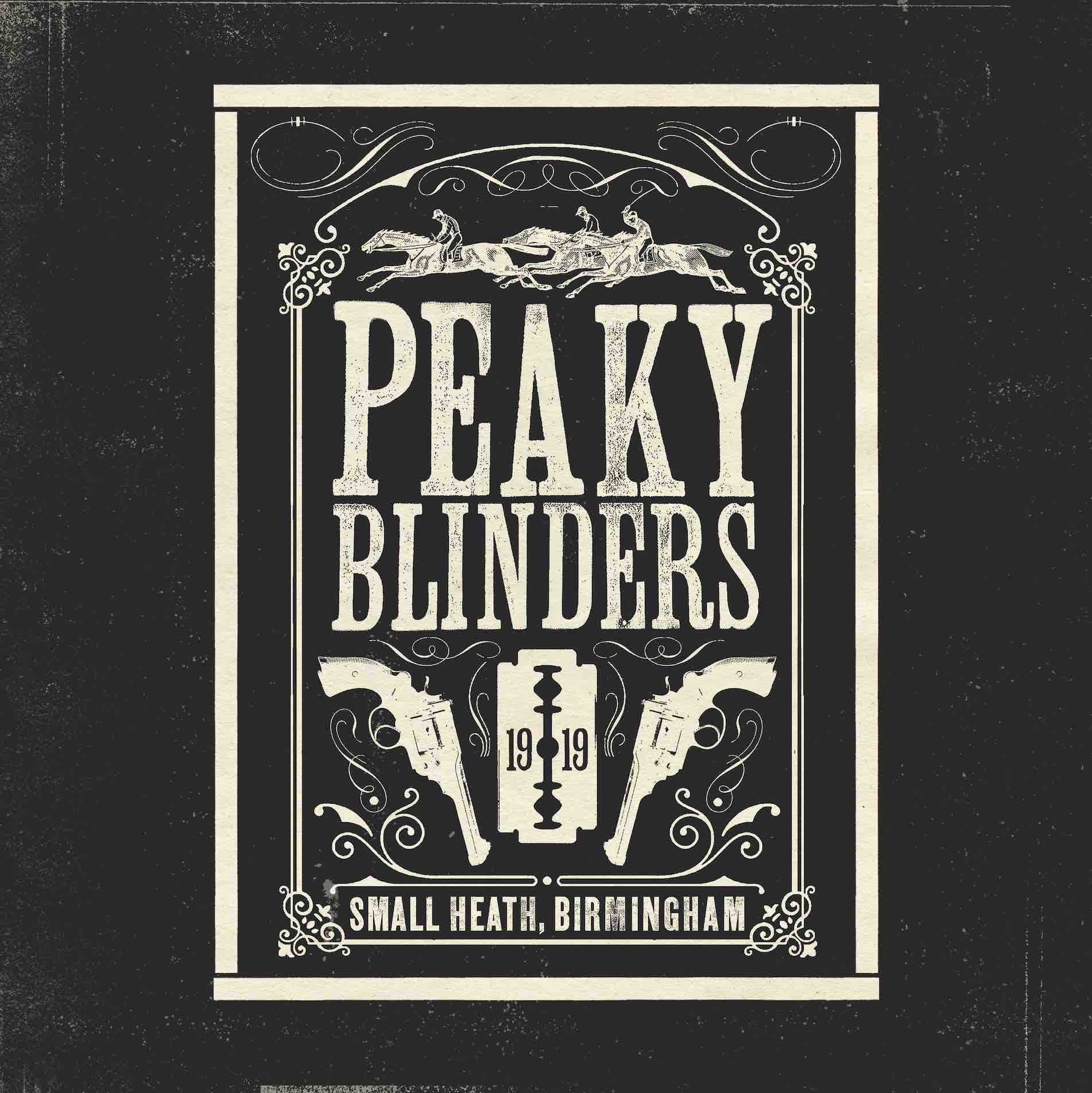 'PEAKY BLINDERS'  FIRST EVER SOUNDTRACK TO BE RELEASED