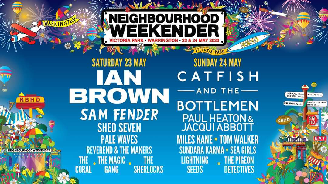 Neighbourhood Weekender 2020 – Definitely May's best festival