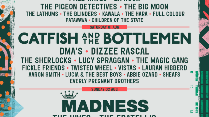 Tramlines Announce first wave of bands…….