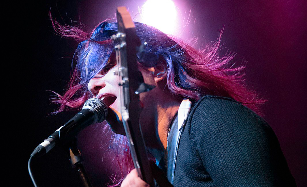 Throw Back : L7 at the Manchester Ritz