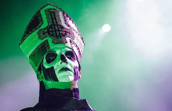 Throwback : Ghost sell out the Manchester Ritz in 2015