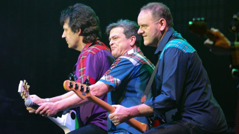 Throwback : Bay City Rollers at Manchester Apollo