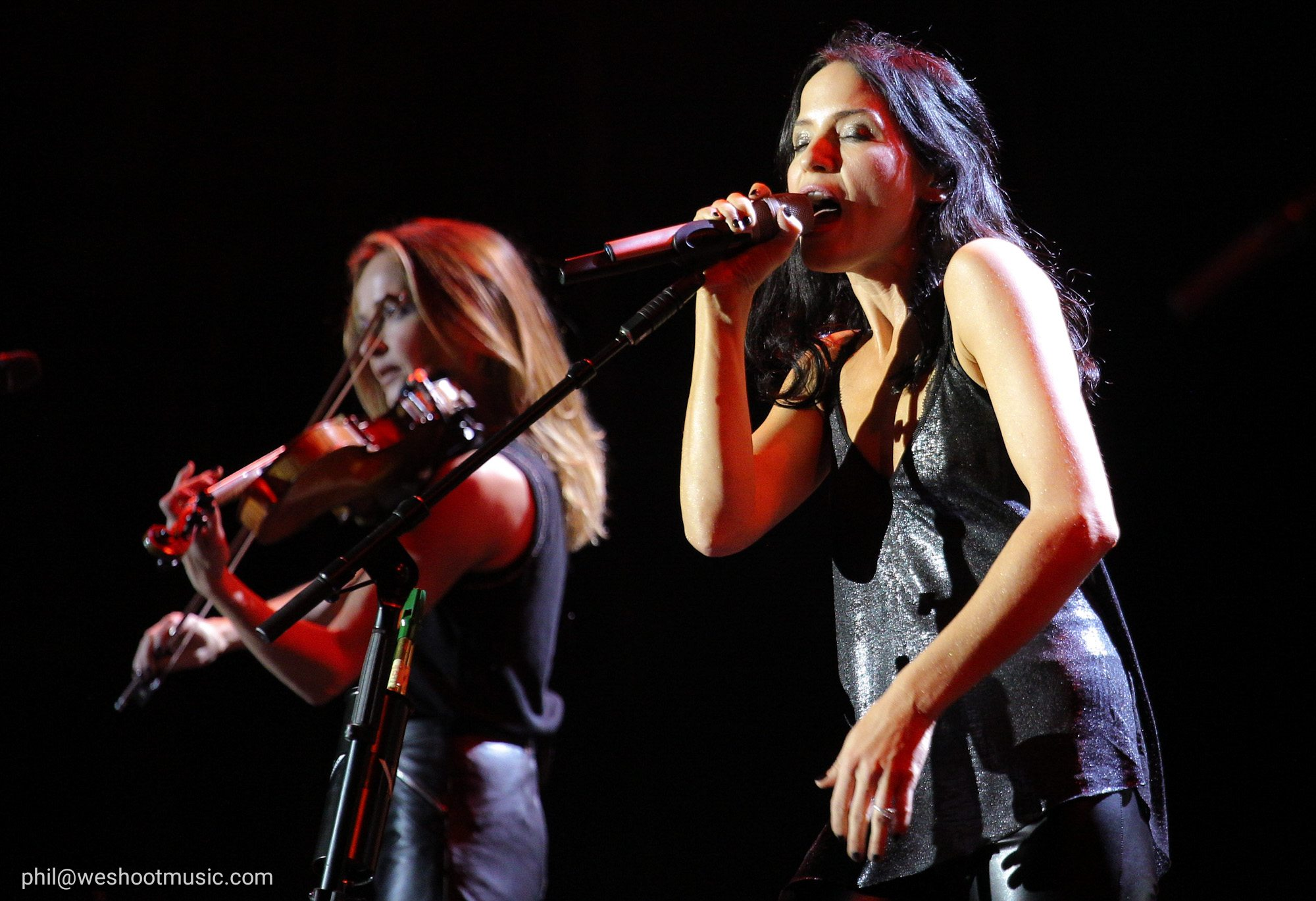 Throwback – The Corrs at Manchester Arena in 2016
