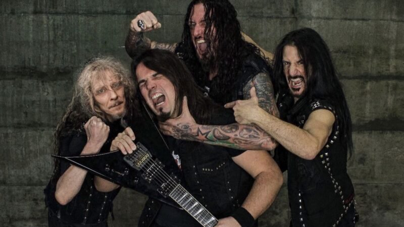 DESTRUCTION | Band release new live video for 'Born To Perish'