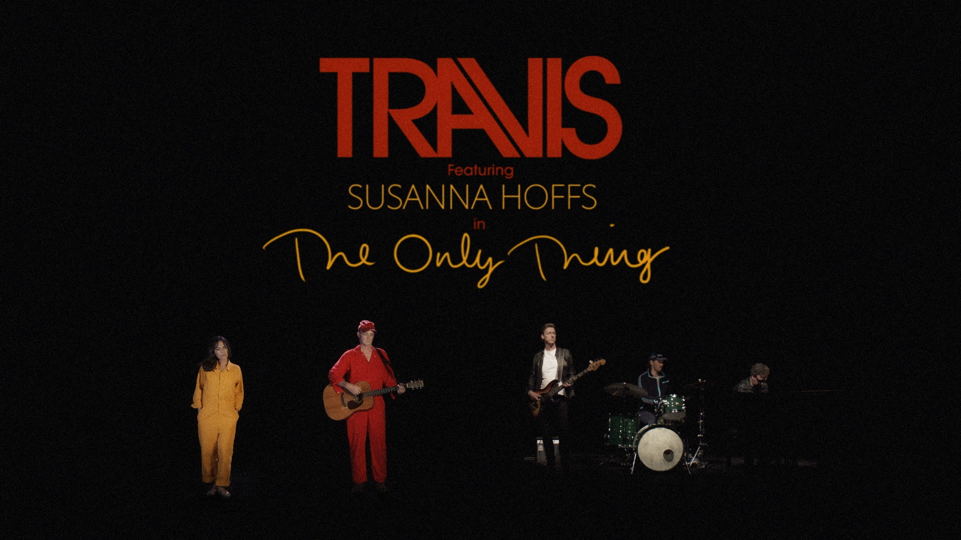 Travis Unveil Video For New Single'The Only Thing'