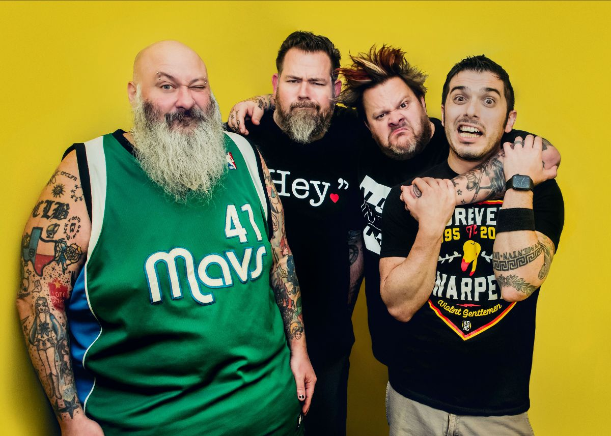 Bowling For Soup Present Lyric Video For Corner Store On Christmas