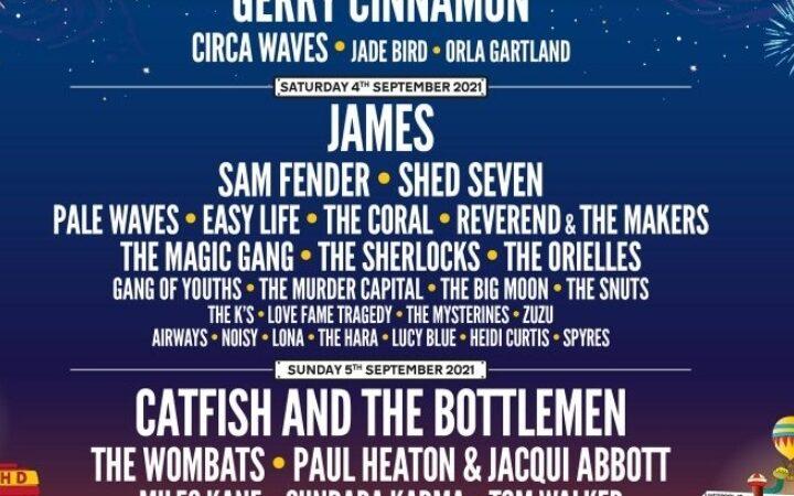 Neighbourhood Festival in Warrington moved to September