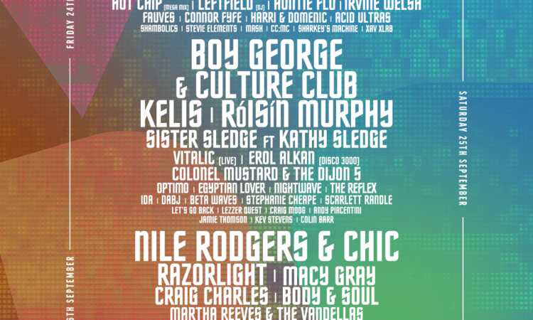An absolute gem of a festival in Glasgow is going ahead!!