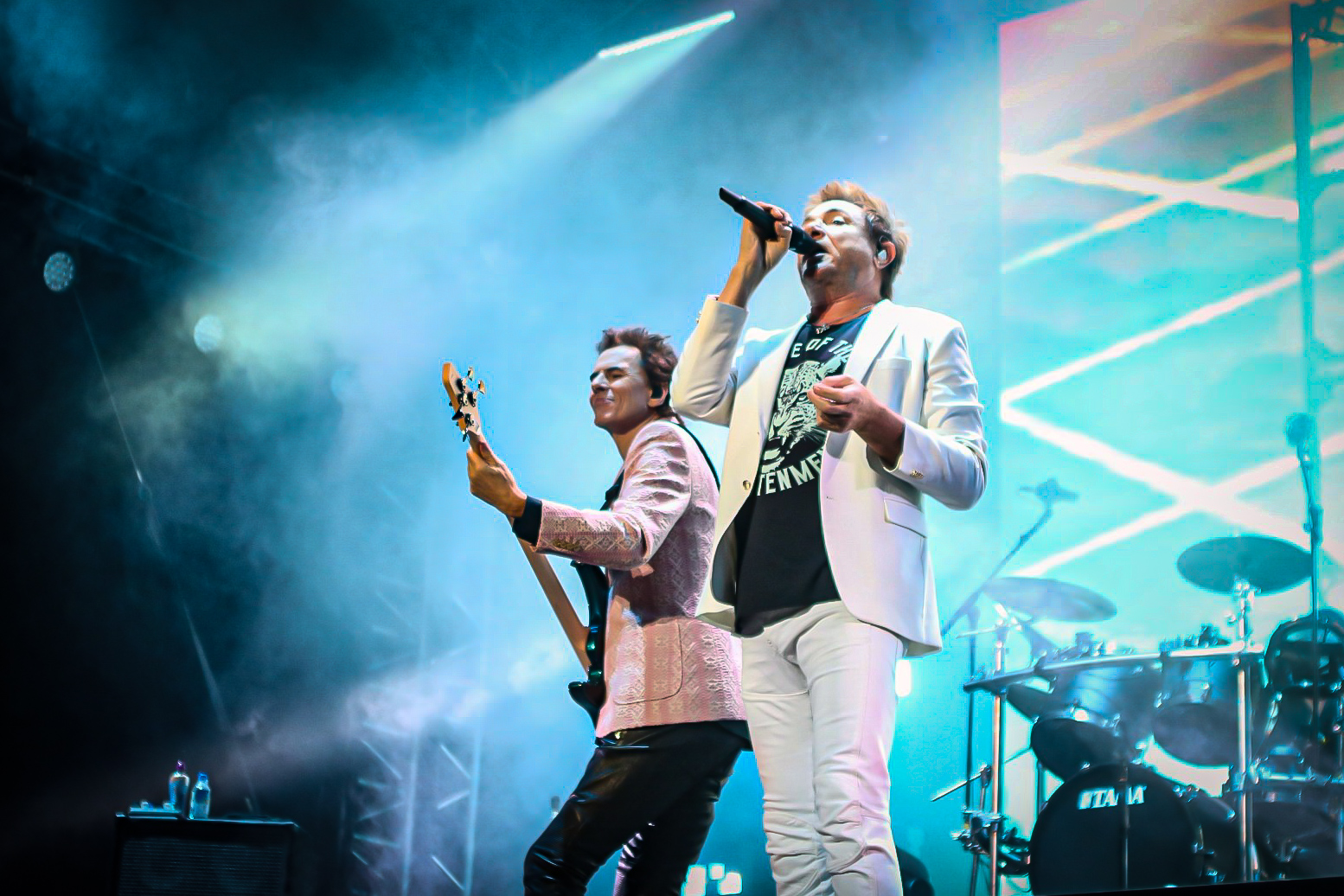 Duran Duran are showing no signs of stopping and their adoring fans probably won't let them anyway…