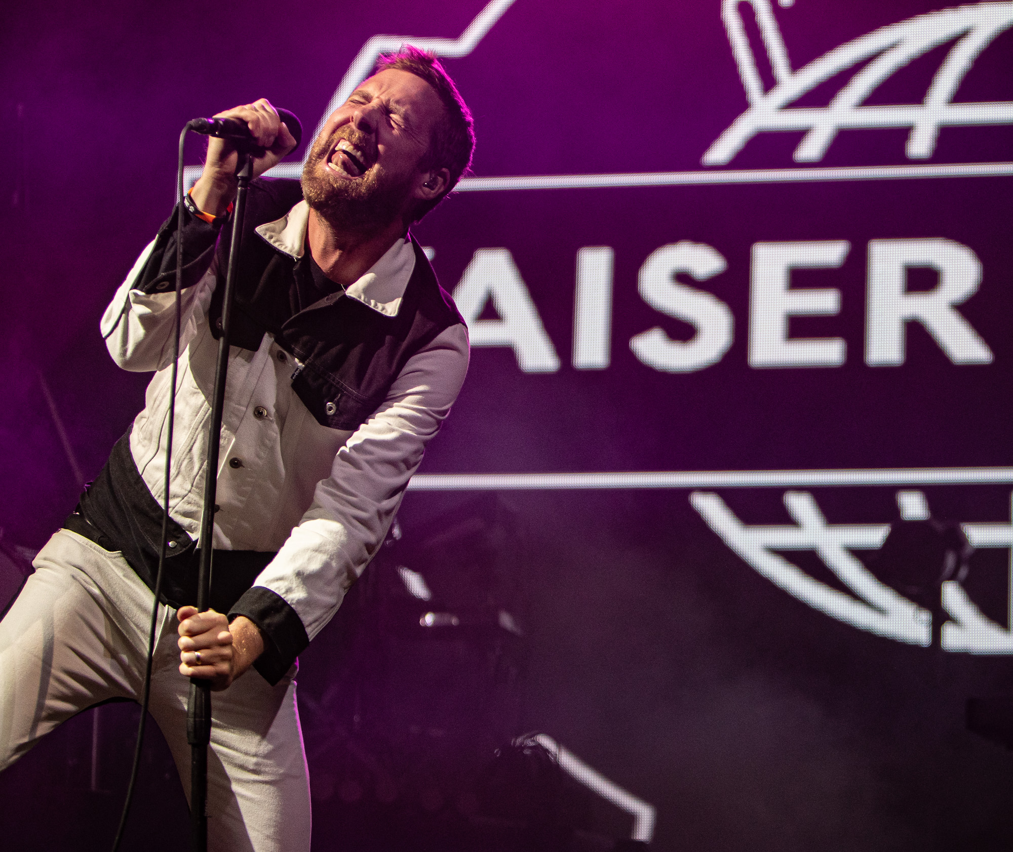 Kaiser Chiefs and Razorlight at The Castlefield Bowl 2021