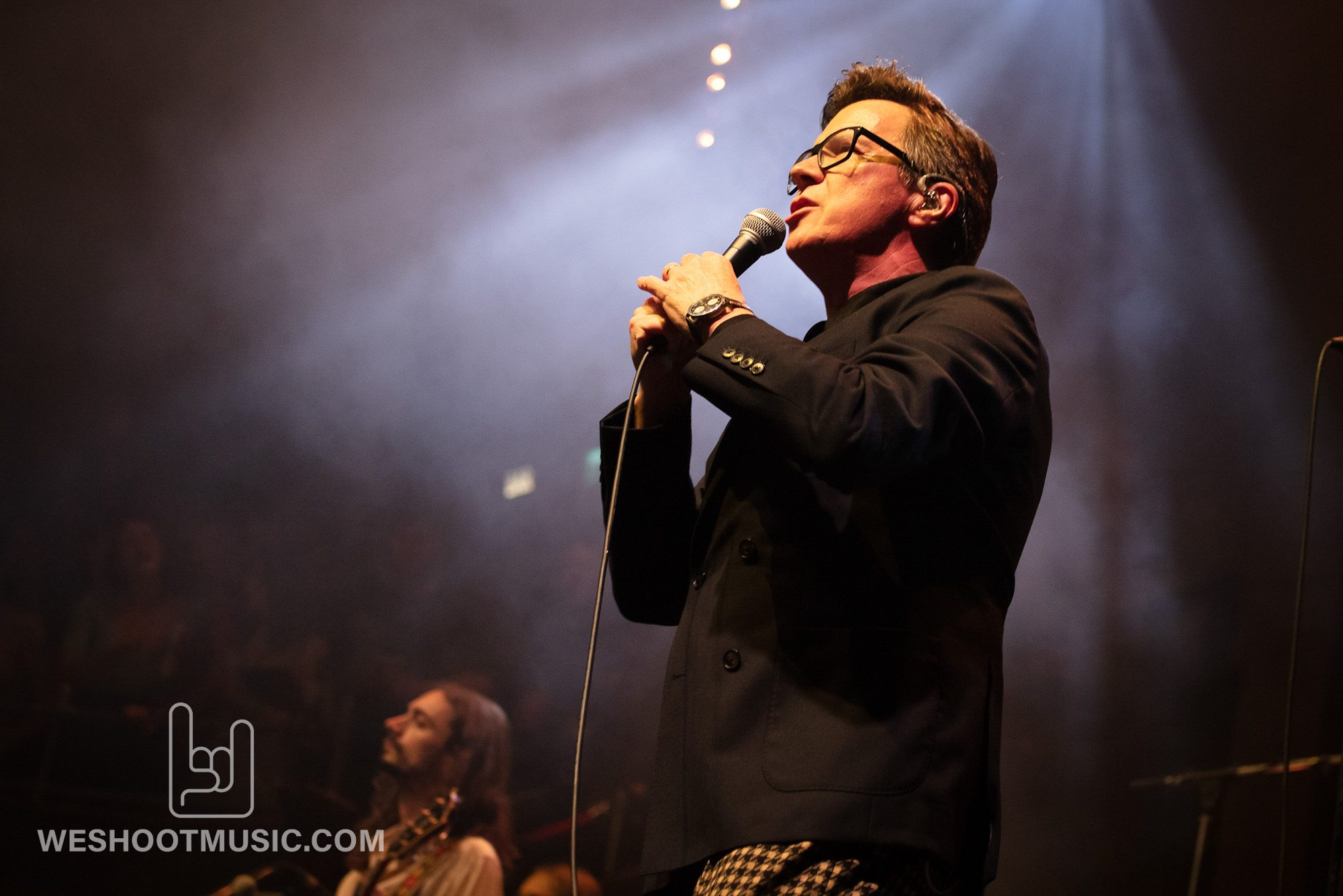 Rick Astley and Blossoms create the 'party of the year' at the Albert Hall